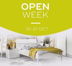 pop up open week