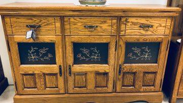 3 Door winchester oak