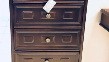 7 Drawer Chest mahogany
