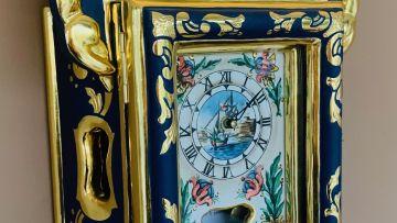 Maltese Clock