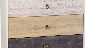 Nordic 3+2 Chest of Drawers