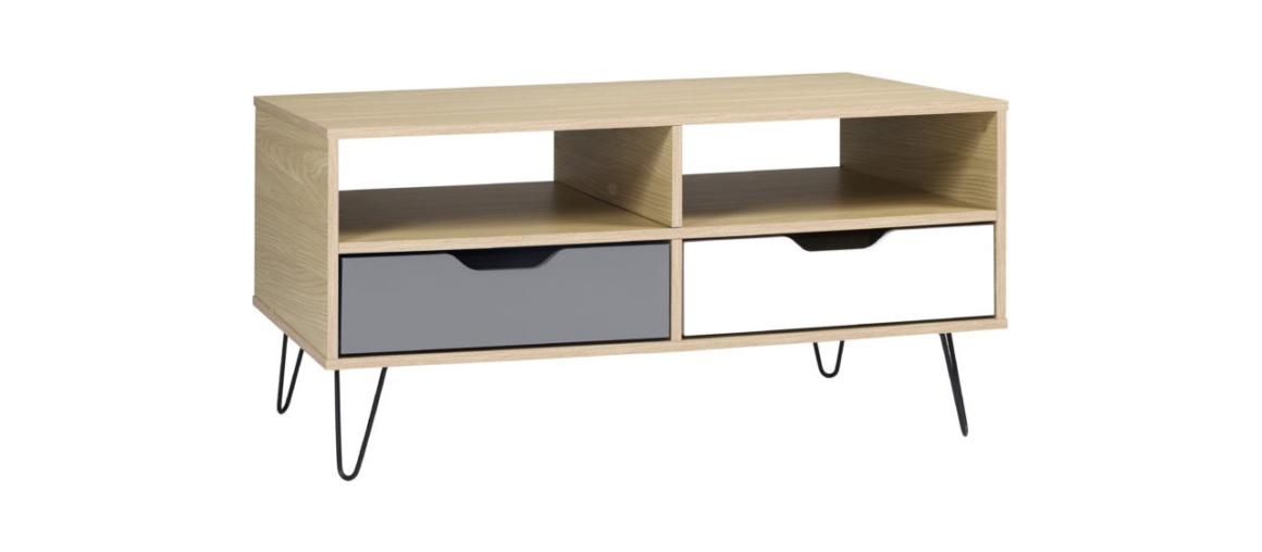 Bergen 2-Drawer Coffee Table