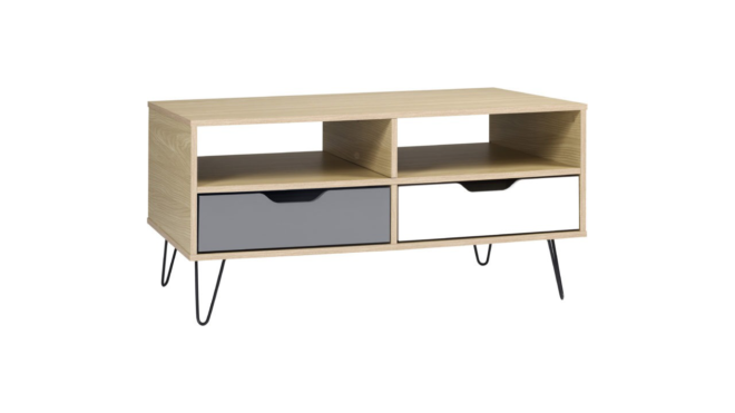 Bergen 2-Drawer Coffee Table