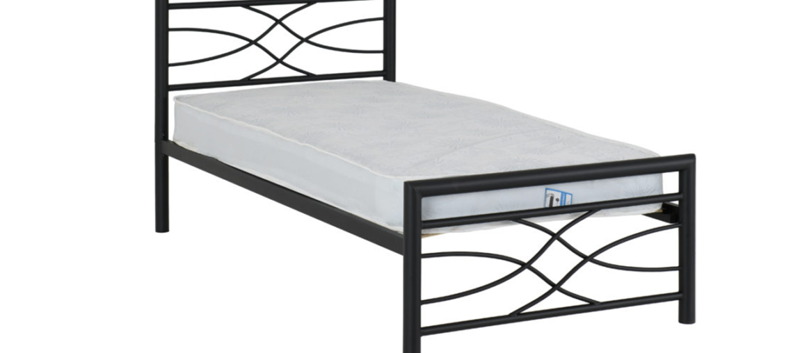 """Kelly 3"""" Bed"""